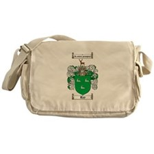 Ray Family Crest Messenger Bag
