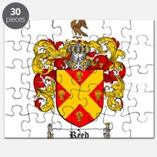 Reed Family Crest Puzzle