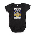 Regan Family Crest Baby Bodysuit