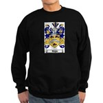 Regan Family Crest Sweatshirt (dark)