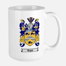 Regan Family Crest Mug