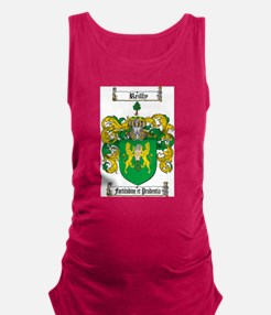 Reilly Coat of Arms Maternity Tank Top