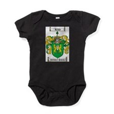 Reilly Coat of Arms Baby Bodysuit