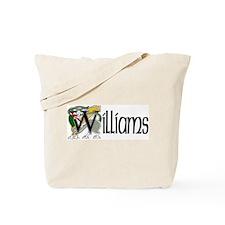Williams Celtic Dragon Tote Bag