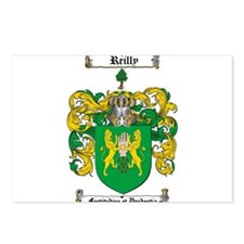 Reilly Coat of Arms Postcards (Package of 8)
