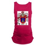 Reyes Coat of Arms Maternity Tank Top
