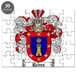 Reyes Coat of Arms Puzzle