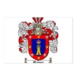 Reyes Coat of Arms Postcards (Package of 8)