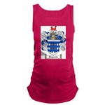 Reynolds Coat of Arms Maternity Tank Top