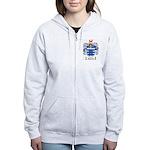 Reynolds Coat of Arms Women's Zip Hoodie