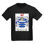 Reynolds Coat of Arms Kids Dark T-Shirt