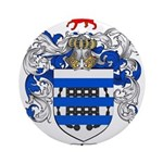 Reynolds Coat of Arms Ornament (Round)