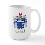 Reynolds Coat of Arms Large Mug