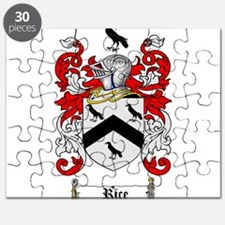 Rice Coat of Arms Puzzle