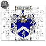 Richards Coat of Arms Puzzle