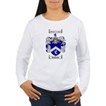 Richards Coat of Arms Women's Long Sleeve T-Shirt