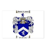 Richards Coat of Arms Postcards (Package of 8)