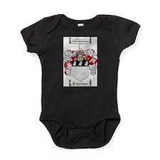 Richardson Coat of Arms Baby Bodysuit