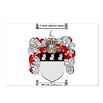 Richardson Coat of Arms Postcards (Package of 8)