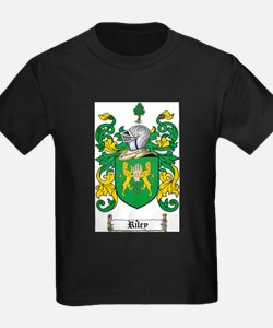 Riley Coat of Arms T