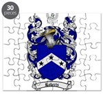 Roberts Coat of Arms Puzzle