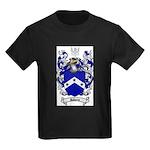 Roberts Coat of Arms Kids Dark T-Shirt