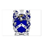 Roberts Coat of Arms Postcards (Package of 8)