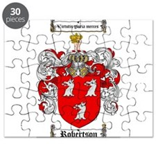 Robertson Coat of Arms Puzzle