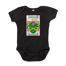 Robinson Coat of Arms Baby Bodysuit