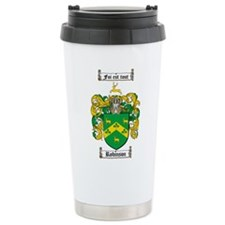 Robinson Coat of Arms Travel Mug