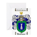 Rodriguez Coat of Arms Greeting Card