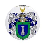 Rodriguez Coat of Arms Ornament (Round)