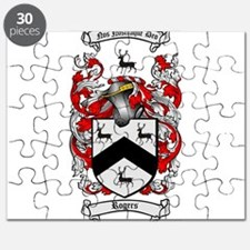 Rogers Coat of Arms Puzzle
