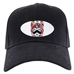 Rogers Coat of Arms Black Cap