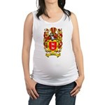 Romero Coat of Arms Maternity Tank Top