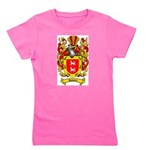 Romero Coat of Arms Girl's Tee