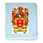 Romero Coat of Arms baby blanket