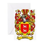 Romero Coat of Arms Greeting Cards (Pk of 20)
