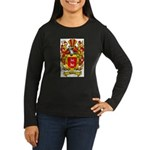 Romero Coat of Arms Women's Long Sleeve Dark T-Shi