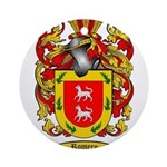 Romero Coat of Arms Ornament (Round)