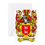Romero Coat of Arms Greeting Cards (Pk of 10)
