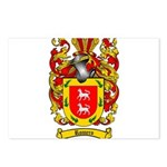 Romero Coat of Arms Postcards (Package of 8)