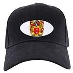 Romero Coat of Arms Black Cap