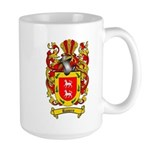 Romero Coat of Arms Large Mug
