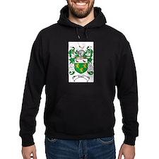 Rooney Coat of Arms Hoodie