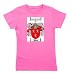 Ross Coat of Arms Girl's Tee