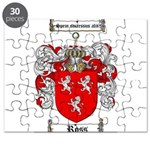 Ross Coat of Arms Puzzle