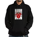 Ross Coat of Arms Hoodie (dark)