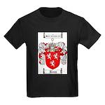 Ross Coat of Arms Kids Dark T-Shirt