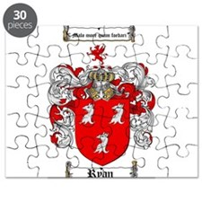 Ryan Coat of Arms Puzzle